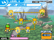 Jam Jungle Map