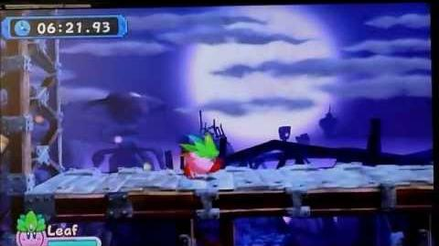 Kirby's Return to Dreamland True Arena Speed Run (Leaf) - 9 29 73
