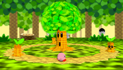 Whispy Woods Kirby 64 The Crystal Shards