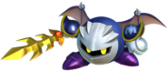 KSA Meta Knight artwork