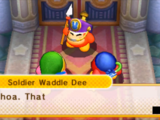 Soldier Waddle Dee
