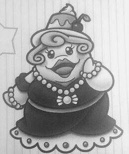 Mrs Parfait Skee