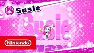 DLC de Kirby Star Allies - Susie (Nintendo Switch)