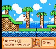 Sahneeiseiland NES