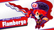 Flamberge Splash Screen (Rematch)