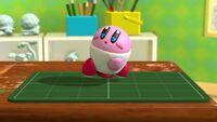 KatRC Kirby Rocket figurine