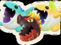 SKC Team Kaiju Trio