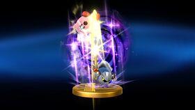SSBU Galaxia Darkness trophy
