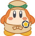Waddle Dee Kirby Cafe
