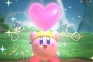 Captura Kirby Star Allies