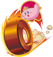 KNiDL Wheel Kirby