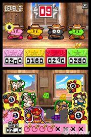 Tiro al blanco de Kirby