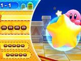 Level 1 (Kirby's Blowout Blast)