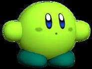 KRtDL Green Kirby Model
