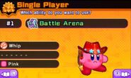Whip Kirby Battle Royale