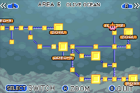 Olive Ocean Map