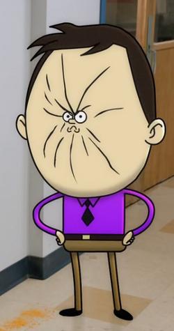 Scrunch Face purple