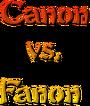 CanonvsFanonLogo