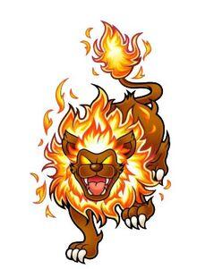 FirelionKSSUartwork
