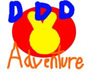 King Dedede Adventure Logo