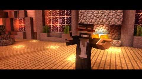 Revenge - A Minecraft Parody of Ushers DJ Got Us Fallin in Love - Crafted Using Noteblocks