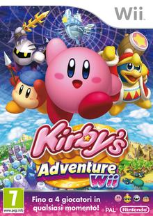 PS Wii KirbysAdventure itIT