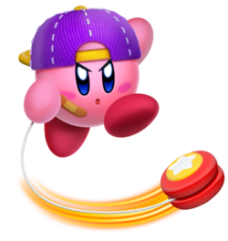 KSA yo-yo kirby Artwork