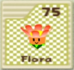 Carta Flora