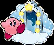 KSSU Kirby door