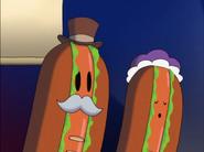 Cozy Hot Dog