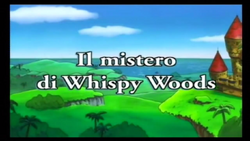 Il mistero di Whispy Woods