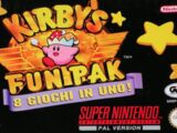Kirby's Fun Park