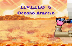 Oceano Arancio