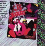 Kid kirby copertina gioco