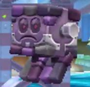 Blocky Cyborg