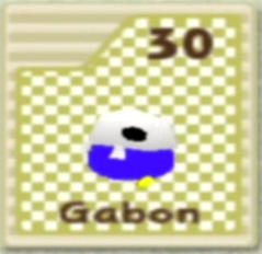 Carta Gabon