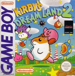 Boxart Kirby's Dream Land 2