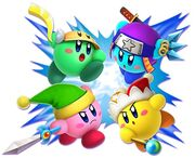 Kirby-Fighters