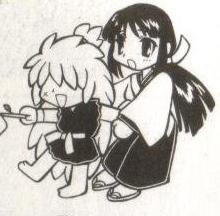 MangaDonbe & Hikari