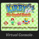 Kirby 64 The Crystal Shards Icona - Virtual Console Wii U