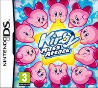 Kirby Mass Attack UK