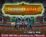L Arena Finale