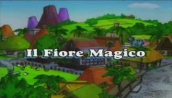 Il fiore magico