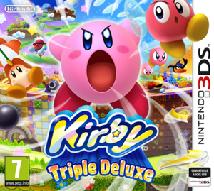 PS 3DS KirbyTripleDeluxe ITA