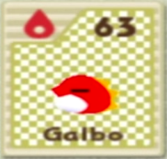 Carta Galbo