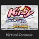 Kirby Incubo nella Terra dei Sogni Icona - Virtual Console Wii U