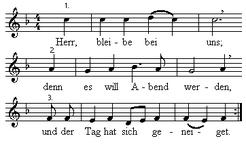 Evangelisches Gesangbuch 483