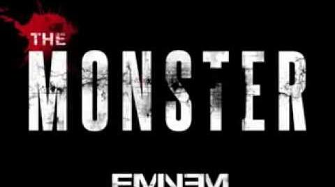 Eminem - Monster (Audio) ft. Something
