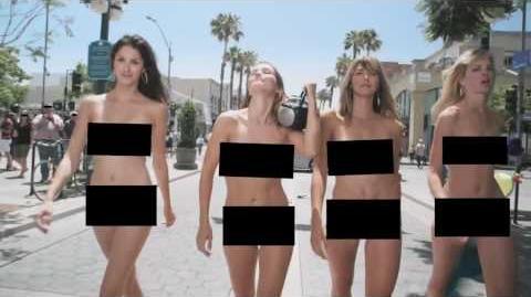 Naked Girls Get Interrupted