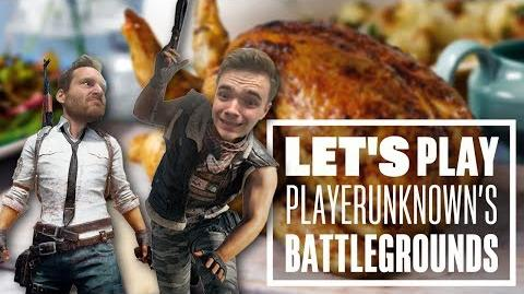 Let's Play PUBG with Chris and Ian- LIKE FATHER, LIKE SON + TEST
